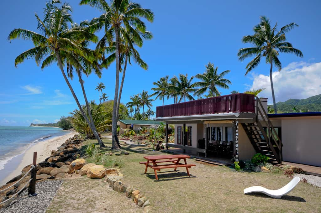 Raro accommodation